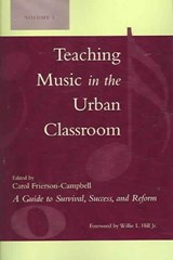 Teaching Music in the Urban Classroom, Volume | auteur onbekend |
