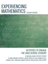 Experiencing Mathematics