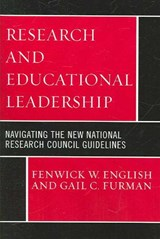 Research and Educational Leadership | auteur onbekend |