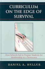 Curriculum on the Edge of Survival | Daniel Heller |