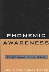 Phonemic Awareness | Idalia Rodriguez Perez |