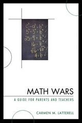 Math Wars | Carmen M. Latterell |
