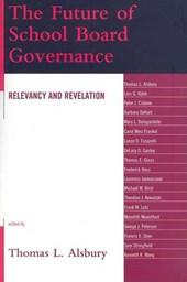 The Future of School Board Governance
