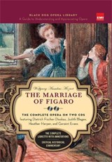 The Marriage of Figaro [With 2 CDs] | auteur onbekend |
