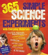 365 Simple Science Experiments with Everyday Materials | E. Richard Churchill |