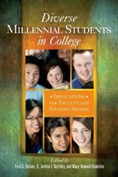 Diverse Millennial Students in College |  |