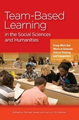 Team-based Learning in the Social Sciences and Humanities | auteur onbekend |