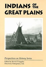 Indians of the Great Plains | auteur onbekend |