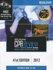 Bisk Comprehensive CPA Review
