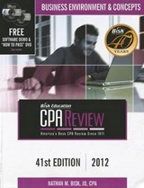 CPA Comprehensive Exam Review | Nathan M. Bisk |