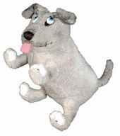 Walter the Farting Dog Doll