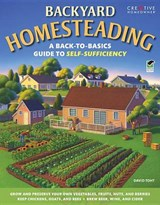 Backyard Homesteading | David Toht |