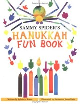 Sammy Spider's Hanukkah Fun Book | Sylvia A. Rouss |