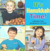 It's Hanukkah Time! | Latifa Berry Kropf |