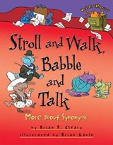 Stroll and Walk, Babble and Talk | Brian P. Cleary |