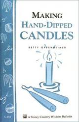 Making Hand-Dipped Candles | Betty Oppenheimer |
