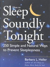 How to Sleep Soundly Tonight