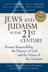 Jews and Judaism in the 21st Century | Edward Feinstein |
