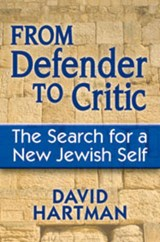 From Defender to Critic | David Hartman |