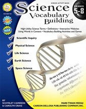 Science Vocabulary Building, Grades 5 -