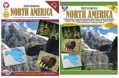 Exploring North America, Grades 5 - 8
