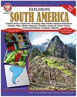 Exploring South America, Grades 5-8 | Kramme, Michael, Ph.D. |