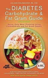 The Diabetes Carbohydrate & Fat Gram Guide | Lee Ann Holzmeister |