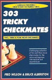 303 Tricky Checkmates, 2nd Edition | Fred Wilson |