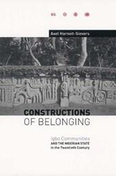 Constructions of Belonging