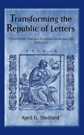 Transforming the Republic of Letters
