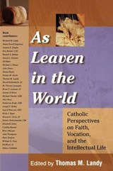 As Leaven in the World |  |