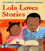 Lola Loves Stories | Anna Mcquinn |