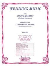 Wedding Music for String Quartet Optional Contrabass