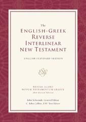 The English-greek Reverse Interlinear New Testament