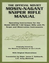 The Official Soviet Mosin-Nagant Sniper Rifle Manual |  |