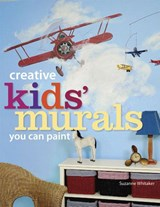 Creative Kids' Murals You Can Paint | Suzanne Whitaker |