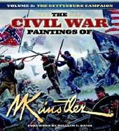 The Civil War Paintings of Mort Kunstler