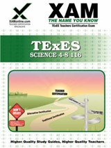Texes Science 4-8 | Sharon Wynne |