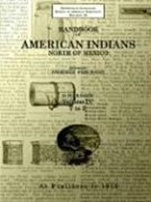 Handbook of American Indians North of Mexico |  |