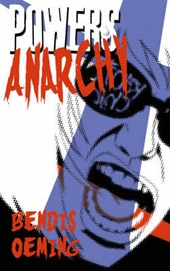 Anarchy | Brian Michael Bendis |