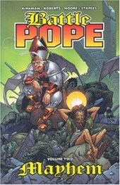 Battle Pope Volume