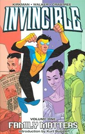 Invincible (01): family matters