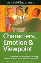 Characters, Emotion & Viewpoint | Nancy Kress |
