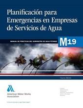 Planificacion Ante Emergencias Para Empresas de Servicios de Agua
