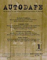 Autodafe | International Parliament of Writers |