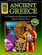 Ancient Greece, Grades 4-7 | George Moore |