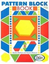 Pattern Block Book, Grades K-3 | Sandy Clarkson |