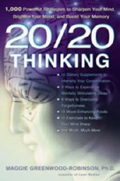 20/20 Thinking Pa | Maggie Greenwood-Robinson |