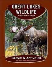 Great Lakes Wildlife Nature Activity Book | James Kavanagh |