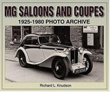 MG Saloons and Coupes | Richard L. Knudson |